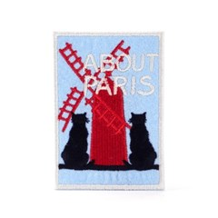 PARIS CAT PATCH