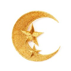 MOON STAR PATCH