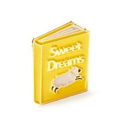 SWEET DREAMS BADGE