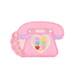 PINK PHONE PATCH