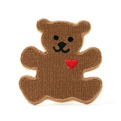 LOVE BEAR PATCH