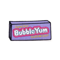 BUBBLE GUM PATCH