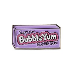 BUBBLE GUM BADGE