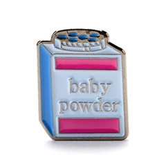 BABY POWDER BADGE