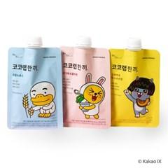 카카오프렌즈 x 코코랩한끼 간편식 뮤즐리 (65g x 5개입)