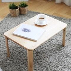 순수원목 좌식 접이식 테이블 900_(1304755)
