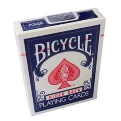 바이시클라이더백-블루 마술카드