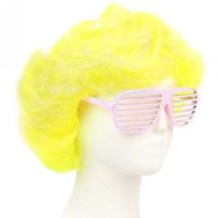패션가발 핑크