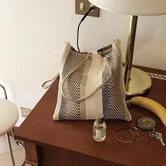 렐리 여성 라탄백 왕골가방 숄더백 여름가방_(2352454)