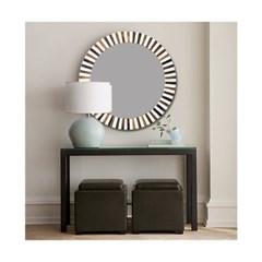 인테리어 소품 원형거울 클래식 세레니티 원형 거울