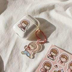 [팔베개]선물키링