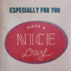 나이스데이 봉투