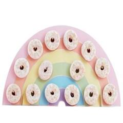 파스텔 도넛월