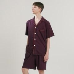(m) Petit Heart Short Pajama Set