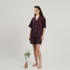 (w) Petit Heart Short Pajama Set