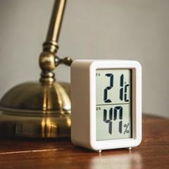 오리엔트 OT1585 벽탁상겸용 큰숫자 디지털 온도습도계 2종 택 1