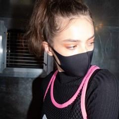 [르마스카] 패션 마스크 - 네리시모블랙