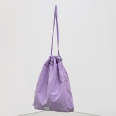 FENNEC FABRIC SLING BAG - LAVENDER