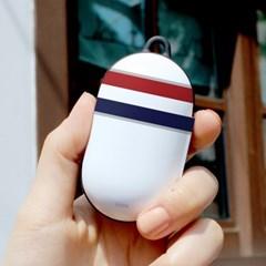 프렌치 버즈/버즈 플러스 호환 3D 하드케이스