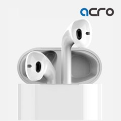 ACRO 아크로 i10 화이트 차이팟 5.0 블루투스 무선 이어폰