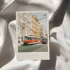 [메리필름] 체코 프라하 폴라로이드 여행 엽서 set (3장)