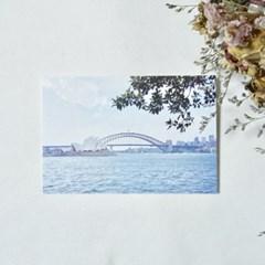 [메리필름] 호주 시드니 여행 엽서 set (6장)