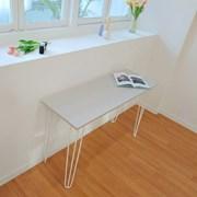 에이티 스틸 슬림 사이드 테이블 1200X400 C 5컬러