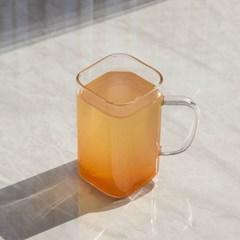 Ligero 내열 Square Mug 270ml (2P 4P)