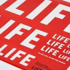 LIFE LOGO STICKER_(1539770)