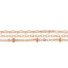 로이드 세줄체인 14K Gold 팔찌 LWB18120G