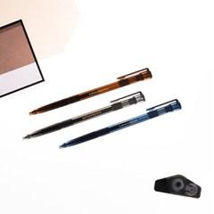 라이프앤피시스 투명젤펜 0.5mm-13종 세트