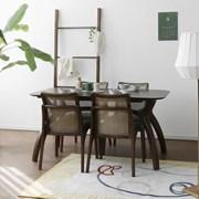 [버킷] A1형 4인용식탁/테이블 세트_(1492709)