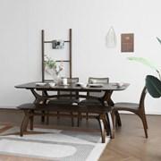 [버킷] A형 6인용식탁/테이블 세트_(1492705)