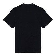 23.65 EMOTICON HALF T-SHIRT BLACK