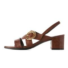 Luna sandal - brown