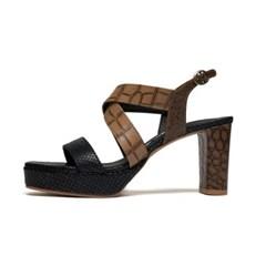 Wild Platform sandal - beige