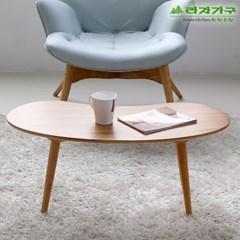 라자가구 오브 라운드 소파 테이블 IK8007