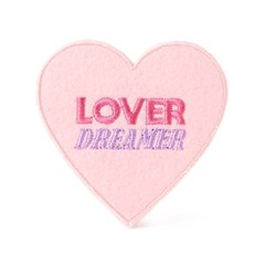 LOVER DREAMER PATCH