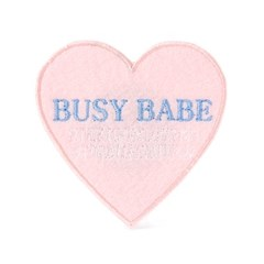 LOVE  BUSY BABE PATCH