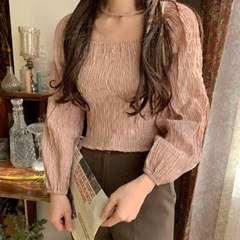 하이비 blouse (3color)
