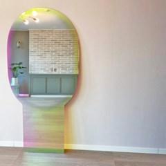 (무료배송)로니아 전신거울 홀로그램