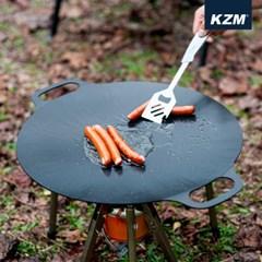카즈미 이그니스 코팅 그리들 600 K20T3G004 / 바베큐 그릴