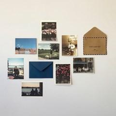 사진엽서 세트 / POST CARD SET 8PCS