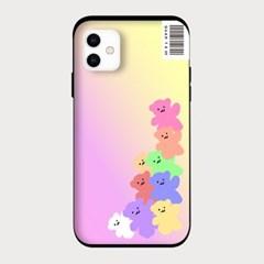 [하드/터프/슬라이드]Pastel Bear_Gradient