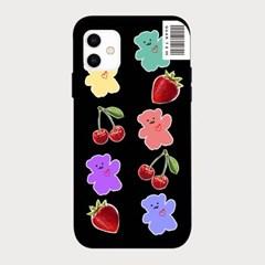 [하드/터프/슬라이드]Cutie Fruit_Black