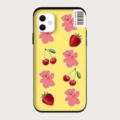 [하드/터프/슬라이드]Cutie Fruit_Yellow