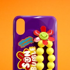 SUN CASE BUBBLE STRING PURPLE
