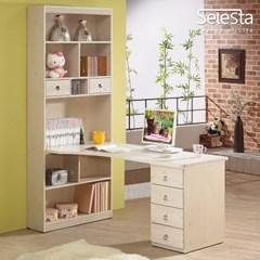 소피아B 1600 h형 책상