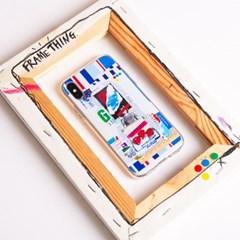 젤리케이스_프레임띵 No9 [Gift for you] Phone Case