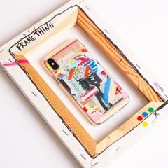젤리케이스_프레임띵 No1 [Gift] Phone Case